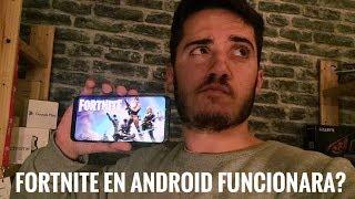 Descargando Fortnite en Android - Funciona de verdad?