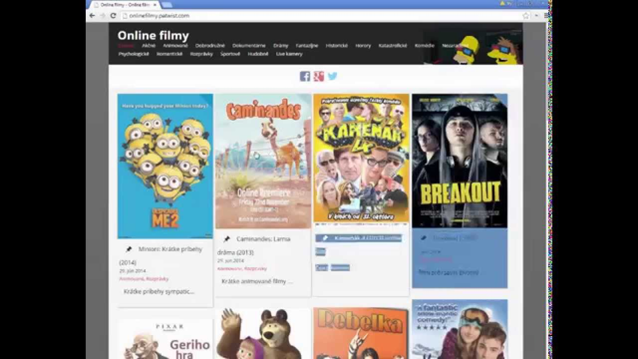 Onlinefilmy