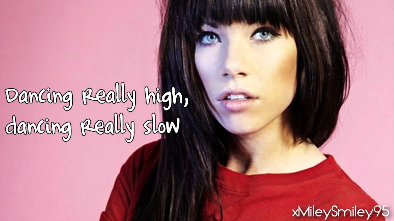 Carly Rae Jepsen - Tiny Little Bows (with lyrics) - YouTube