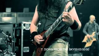 Trivium -- Down From The Sky (Live From Chapman Studios)