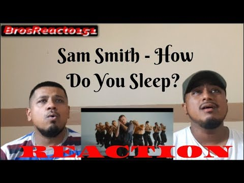 FIRST TIME HEARING Sam Smith - How Do You Sleep? (Official Video) REACTION