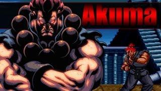 Hyper SF2 Anniversary - Akuma Playthrough thumbnail