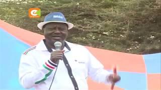 Jubilee yadai Raila analenga kugonganisha Wakenya kwa msingi wa ardhi