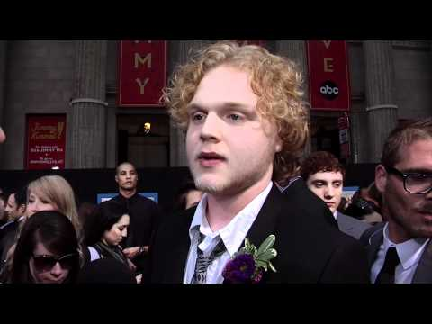 Joe Adler s Off His Dance Moves At 'Disney's Prom' Premiere