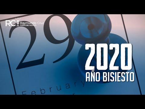 ¡2020 AÑO BISIESTO!