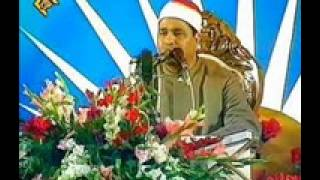 الحاقة وقصار السور رائعة للشيخ محمد الليثى   نسألكم الدعاء