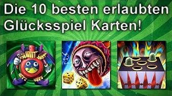 Yu-Gi-Oh! | Top 10 Glücksspiel Karten!
