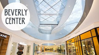 Exploring Beverly Center and the old Cineplex Odeon