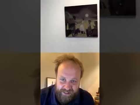 African Characters: Andrea Sirio Ortolani in conversazione con Nicolas Ballario