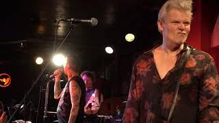 Marc Almond & The Loveless, Black Night/Blockbuster/Jean Genie, The 100 Club, London, 27/01/19