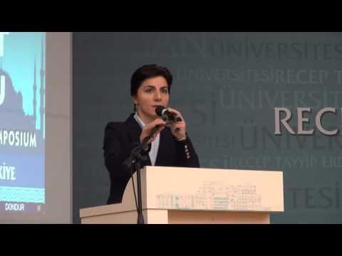 Din ve Şiddet Sempozyumu 2015 Rize Açılış