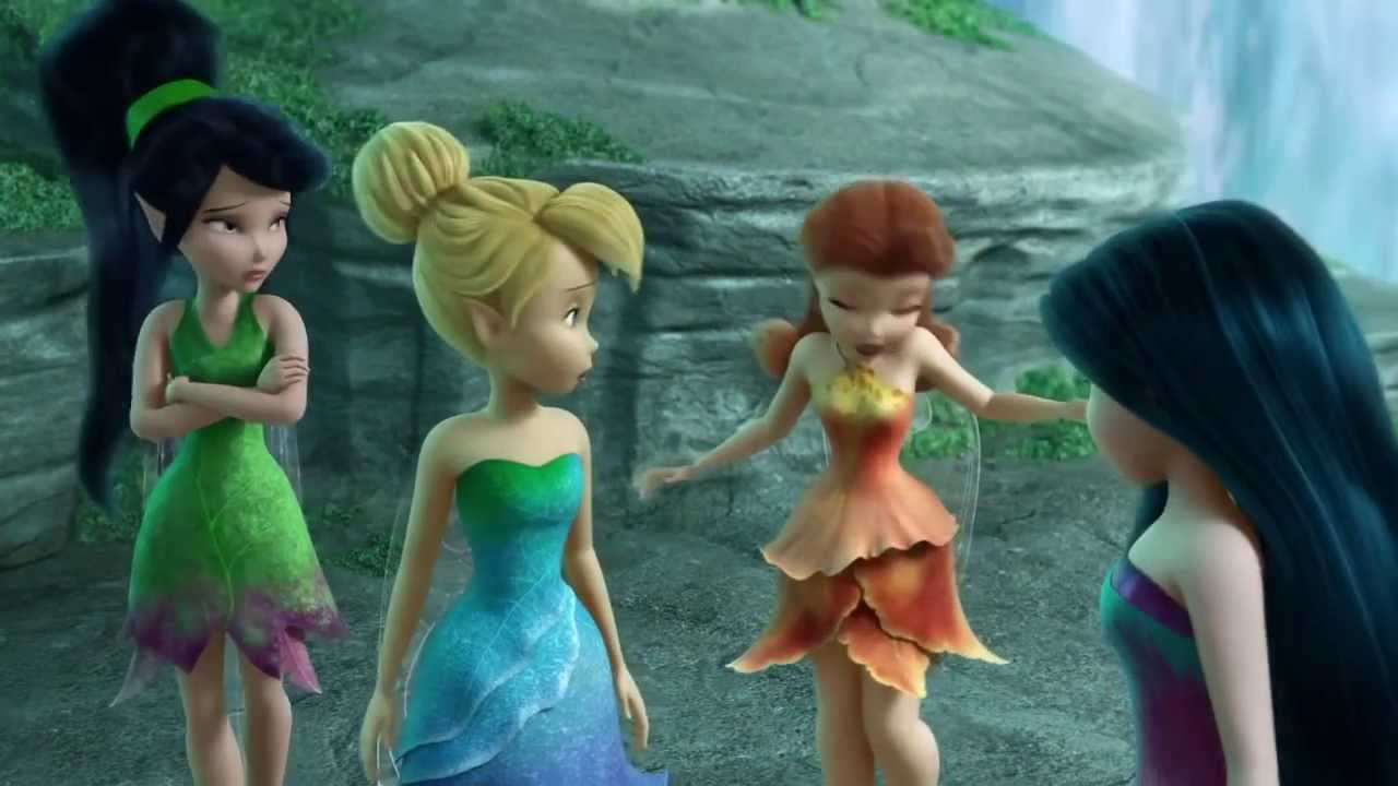 disney fairies films tinkerbell and the pirate fairy youtube