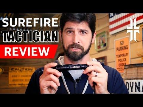 NEW Surefire 'Tactician' Review