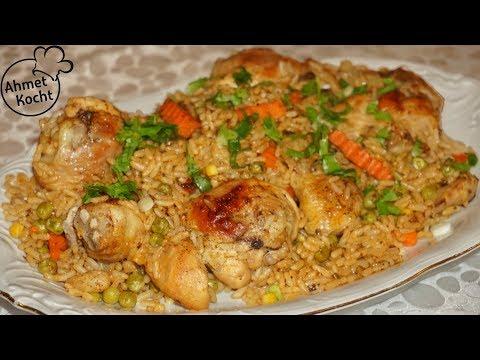 Hühnchenpfanne Mit Gemüse | Ahmet Kocht | Kochen | Folge 377