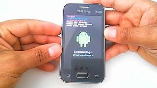 Stock Rom Firmware Samsung Galaxy Young 2 Duos G130BT, G130BU, G130M, Como instalar, Atualizar