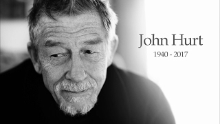 never give up, never give in | Sir John Hurt Tribute