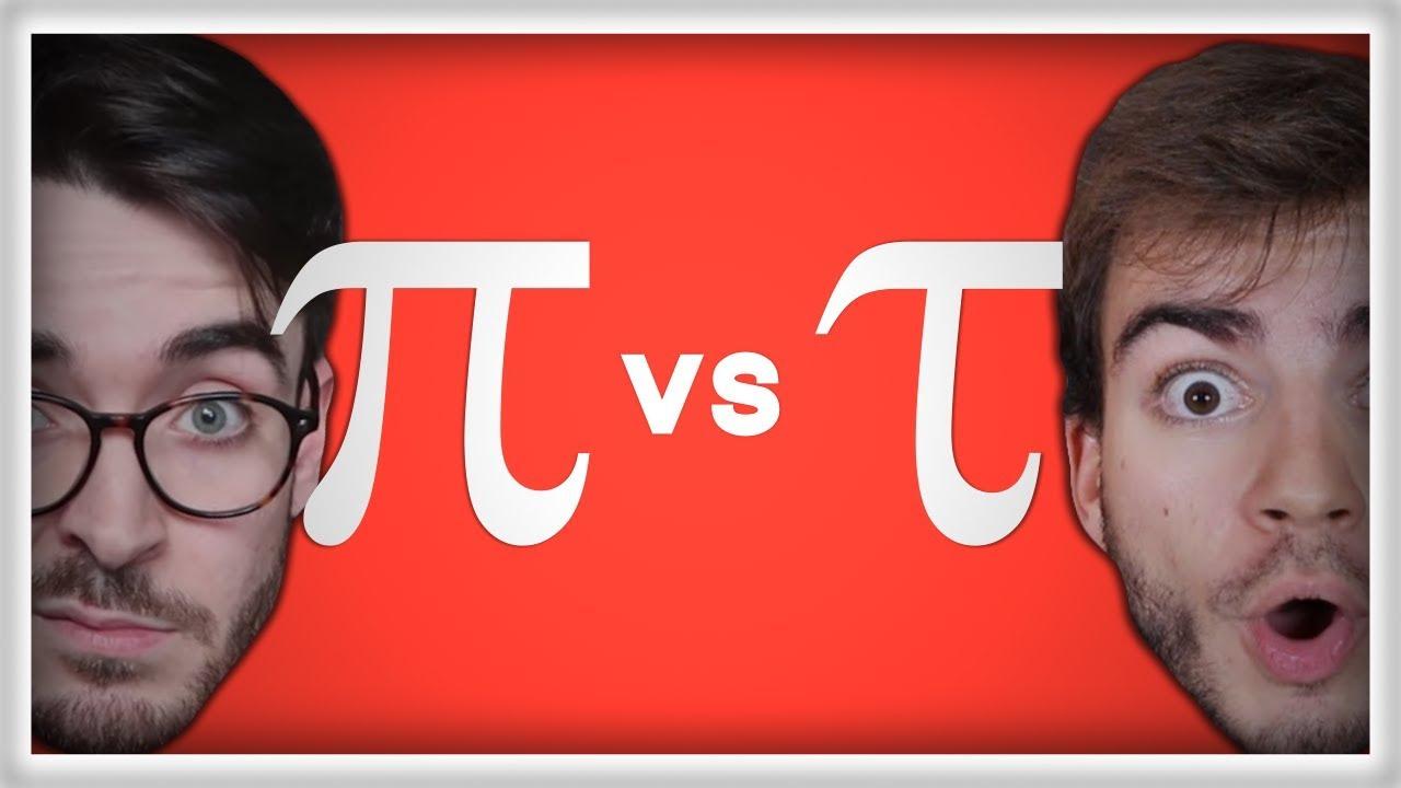 ¿Deberíamos dejar de usar π? | Hablando de
