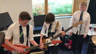 Blitzkrieg Bop - Will, Chris, Morgan and Nathan