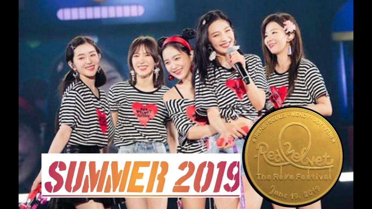 Red Velvet Comeback August 2019 [confirmed] | allkpop Forums