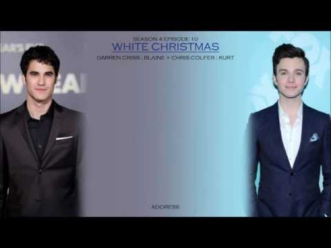 Glee _ White Christmas Lyrics
