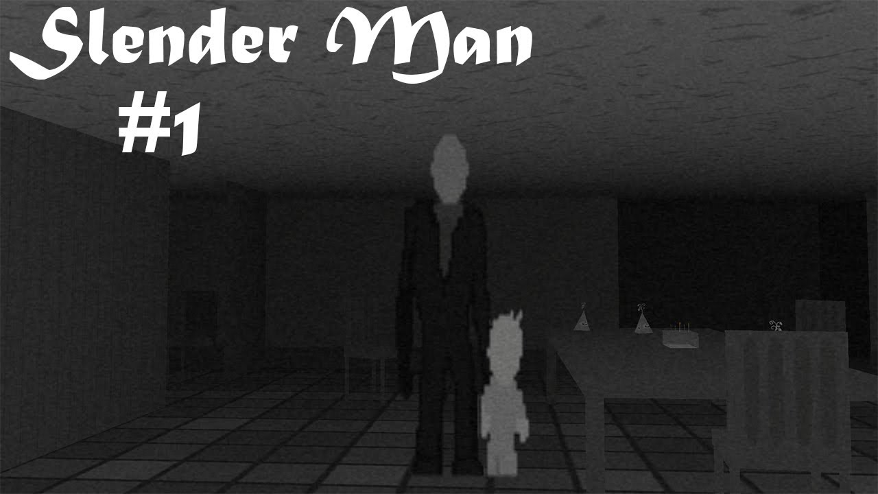 Slender Man Online Multiplayer