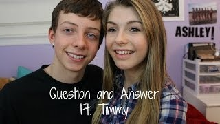 Q&A with Timmy! Thumbnail