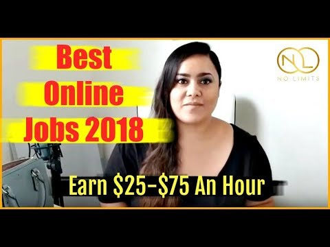 How To Work From Home Best Online Jobs 2018 - Make Money Online Fast 2018 - Get Paid Daily!
