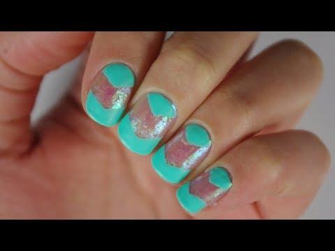 nail-art-facile-:-un-basique!-♡