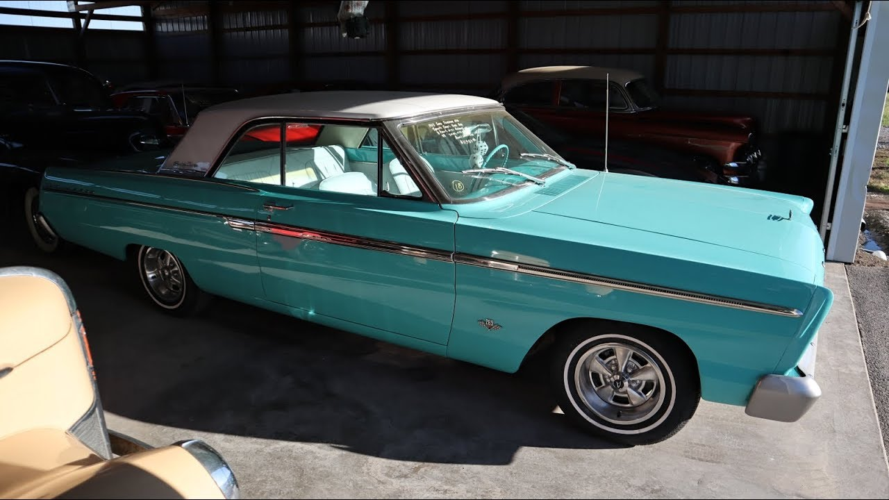 1965 Ford Fairlane 500 Sports Coupe 289 V8 at Country Classic Cars