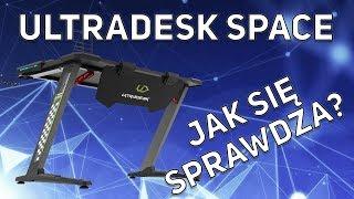 Biurko Ultradesk Space - jak się sprawdza?