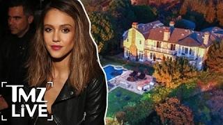 Jessica Alba Purchases $10 Million Home | TMZ Live