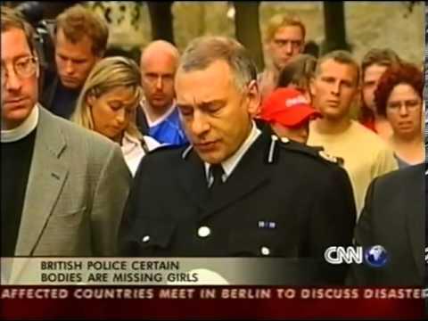 CNN News Report 2002 on Soham murders