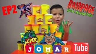 Gambar cover Super Playdoh Monday's! #2 - Super Jomar Tube