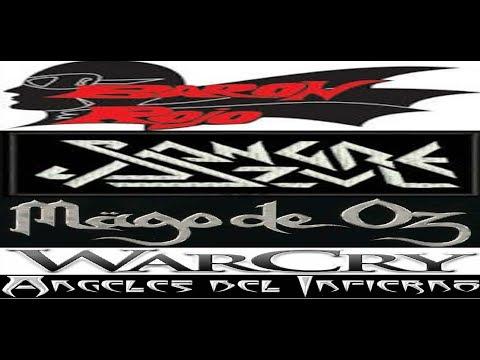 5 baladas de grandes bandas del metal español