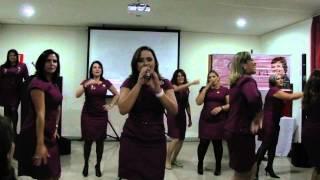 Show das poderosas com as diretoras tops de Brasília Mary Kay