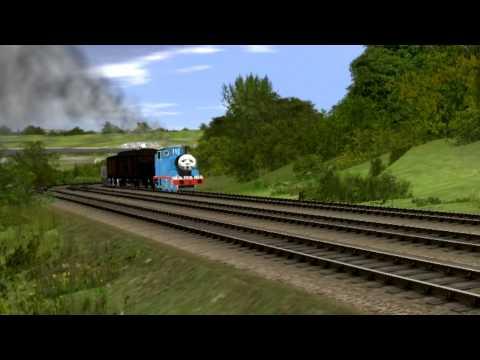 Trainz Shorts Clip - Thomas and the Trucks