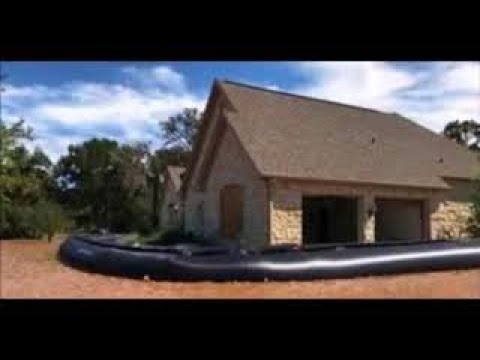 BRILLIANT: Texas Couple Saves Home From Harvey Flooding With Aqua Dam —  Look at This Self