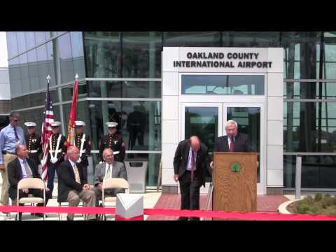 Oakland County New Airport Terminal