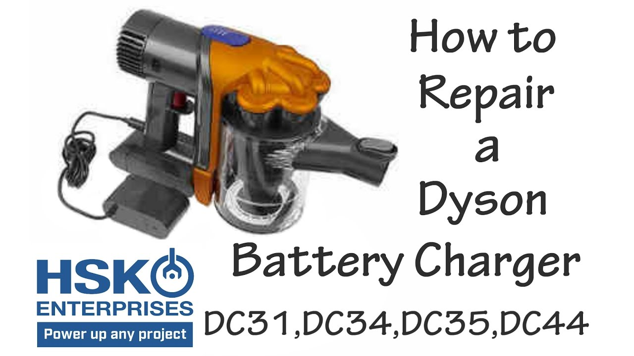 how to change dyson battery