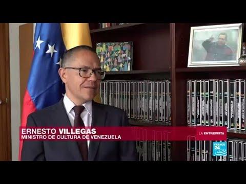 """Ernesto Villegas: """"Guaidó está cometiendo muchos errores para interrumpirlo"""""""