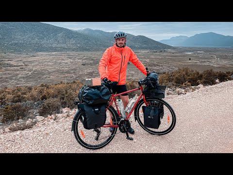 Sweden - South Africa on Bicycle | Ep 6 - Mostar 🇧🇦 - Shkodër 🇦🇱 (via Montenegro 🇲🇪) thumbnail