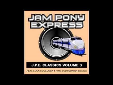 Jam Pony Express-Slic Vic-Big Ace-Body Mechanic