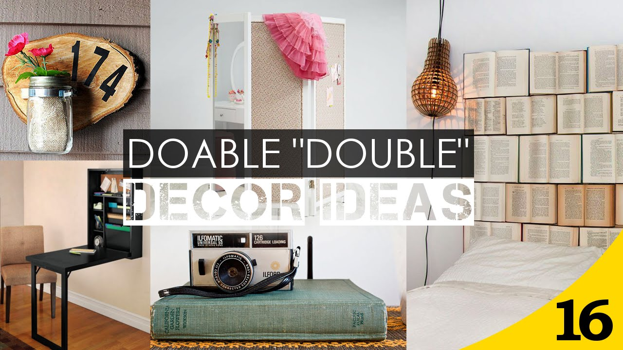 Living Room Picture Decor Ideas 16 doable double decor ideas youtube ideas