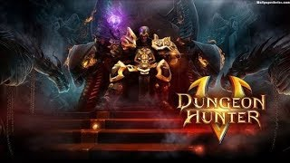 #1 Dungeon Hunter 5 Full Game Playing All Missions in PC [ FULL HD ]