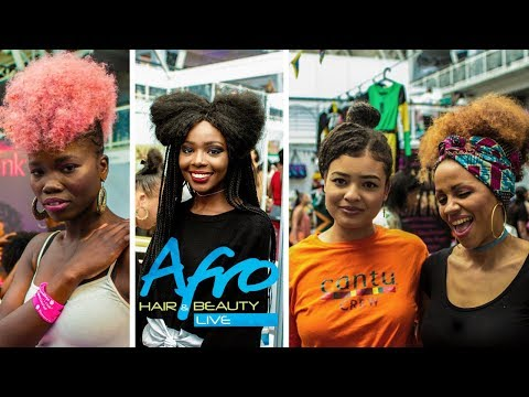 Afro Hair and Beauty Live coming to Scotland?