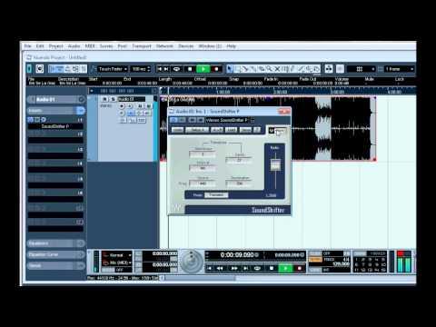 Hướng dẫn mix nhạc - Nâng hạ tone Beat