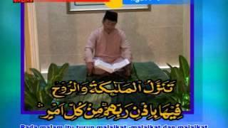 Surah Al Qadr by H Muammar ZA ( Official Video )