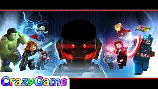 #LEGO Marvel's Avengers Full Game Free Play - Best Game for Children & Kids