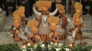 PUNJABI FOLK DANCE ACADEMY JUNIOR BOYS BHANGRA  TEAM