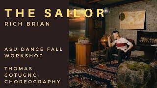 ASU Dance Workshop- Sailor Rich Brian Thomas Cotugno Choreography